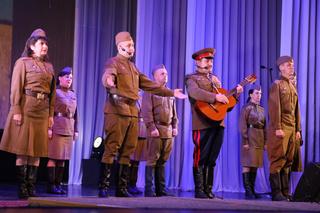 Торжественное собрание, посвященное 76-й годовщине победы в Великой Отечественной войне, состоялось в ДОРА