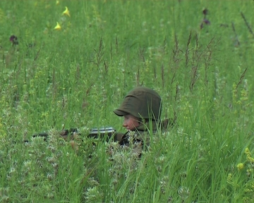 Soldat_v_trave