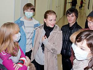 Около 9 тысяч приморцев всего за неделю заразились гриппом и ОРВИ