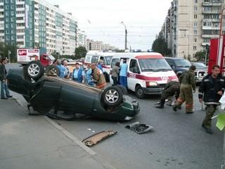 Нарушителей ПДД полицейские заставляют смотреть шокирующие фильмы-автокатастрофы