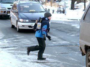 В Уссурийске водитель сбил ребенка на пешеходном переходе