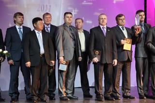 Конкурс  «Человек года – 2011» впервые  прошел в Уссурийске