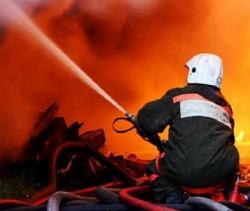 На пожаре в Уссурийске пострадала 10-летняя девочка