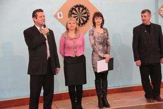 Первые соревнования по игре в дартс прошли в Уссурийске