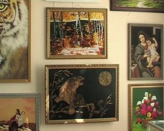 Корейские художники привезли в Уссурийск необычную выставку