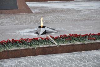 В Уссурийске прошли мероприятия, посвящённые Дню Защитника Отечества