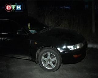 Обстреливая авто, уссурийские полицейские гнались за нарушителем до Владивостока