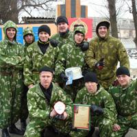 В четвертый раз в УГО состоялась военно-спортивная игра «Щит»