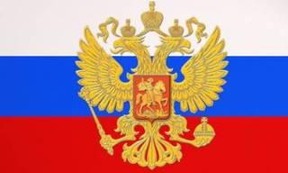 Директор управляющей компании пострадал за герб России