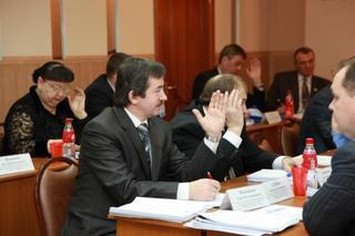 Депутаты обсудили как идет процесс газификации УГО