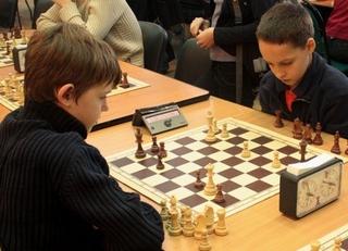 На первенстве по шахматам Ивану Бондаренко не было равных