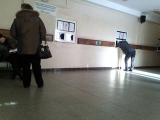 Пункты регистрации авто в Приморье опустели
