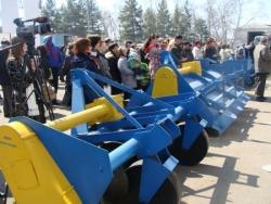 В Воздвиженке пройдет сельскохозяйственная выставка-ярмарка