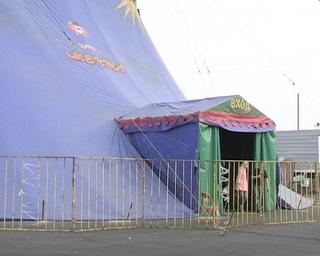 В Уссурийск приехал цирк-шапито!