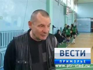 Виктор Бережко получил приглашение тренировать школьников Уссурийска