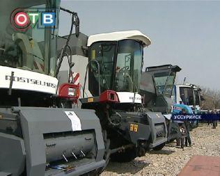 Выставка-ярмарка «Агротехнологии 2012» прошла в Воздвиженке