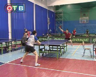 Уссурийская команда стала победителем в третьем туре чемпионата по настольнму теннису