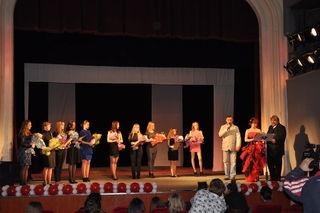 В Уссурийске прошёл фестиваль молодежного театрального творчества «Вдохновение-2012»