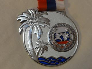 Уссурийские каратисты вернулись с 4-го международного кубка Черноморского побережья Кавказа