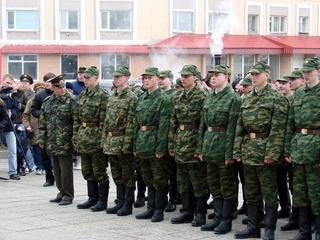 Зарядка солдат в воинской части закончилась уголовным делом