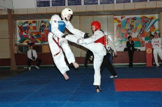 Приморские спортсмены успешно выступили в V международном турнире по тхэквондо \