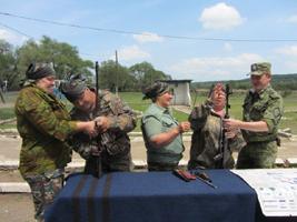 День пограничника с размахом отметили в селе Корфовка