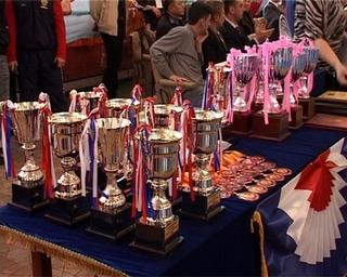 Пятый международный чемпионат по таеквон-до WTF прошёл в Уссурийске