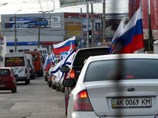 В Уссурийск прибудут участники международного автопробега