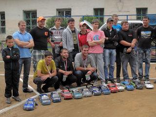 В Уссурийске прошел I этап Кубка «Дальний Восток» в классе ралли-кросс радиоуправляемых моделей