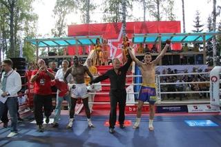 Уссурийский спортсмен стал чемпионом мира по кикбоксингу