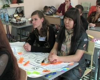 Уссурийскую молодёжь учат продавать свои идеи