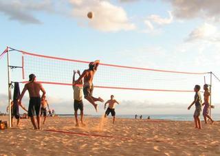 В Уссурийске прошли соревнования по пляжному волейболу