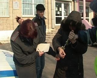 Семейную пару с наркотиками задержали сотрудники ДПС