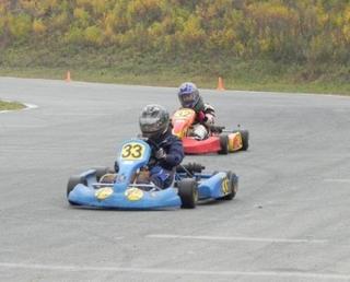 На картодроме в Уссурийске прошёл третий этап чемпионата Приморского края по картингу