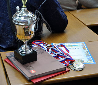 В администрации УГО состоялось чествование сборной округа – победителей летней спартакиады Приморского края