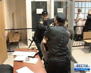 Судебные приставы в Уссурийске обезвредили двух
