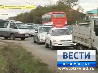 Жители Уссурийска жалуются на шум и автомобильные заторы в центре города