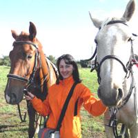 В окрестностях Уссурийска прошел очередной поход приморских конников