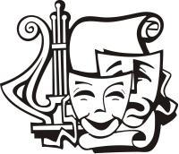 Картинки по запросу театр лого